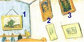Vincent van Gogh  The Paintings  Vincent s Bedroom in Arles . The Bedroom Van Gogh Painting. Home Design Ideas