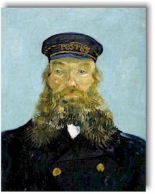 Click here to see 'The Portrait of Joseph Roulin'