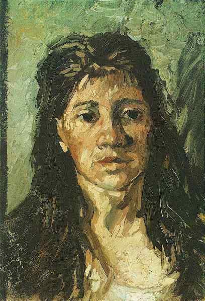 Van Gogh Paintings of Women