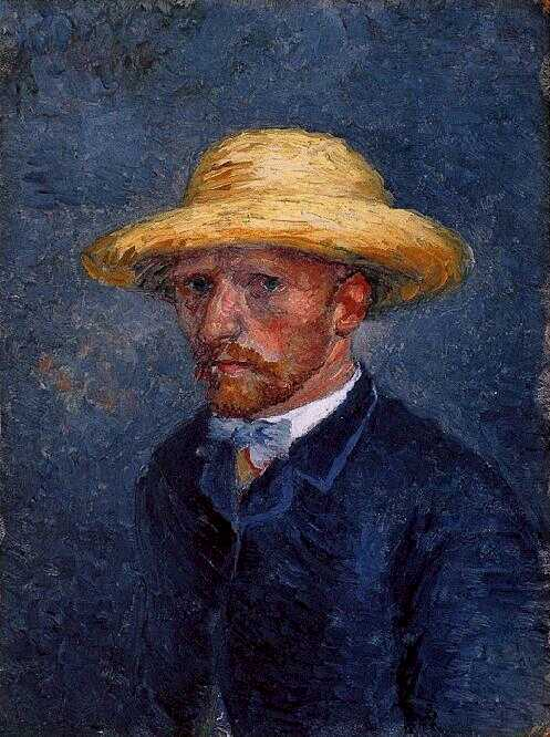 Click here to see 'Portrait of Theo van Gogh'