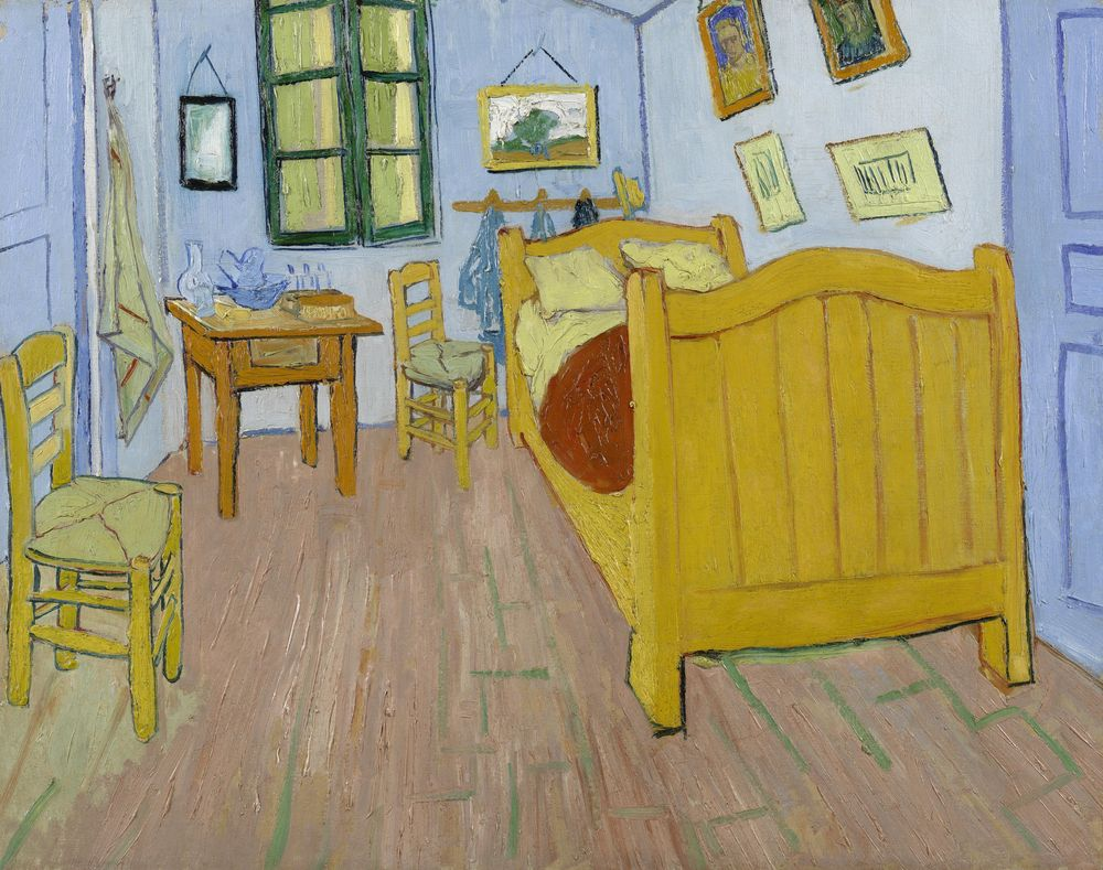 Vincent van Gogh: The Paintings (Vincent\'s Bedroom in Arles)