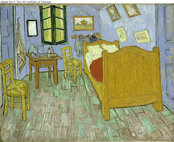 Vincent Van Gogh: The Paintings (Bedroom, The