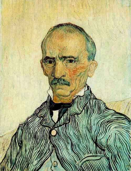 Vincent van Gogh: The Paintings (Portrait of Trabuc and His Wife)