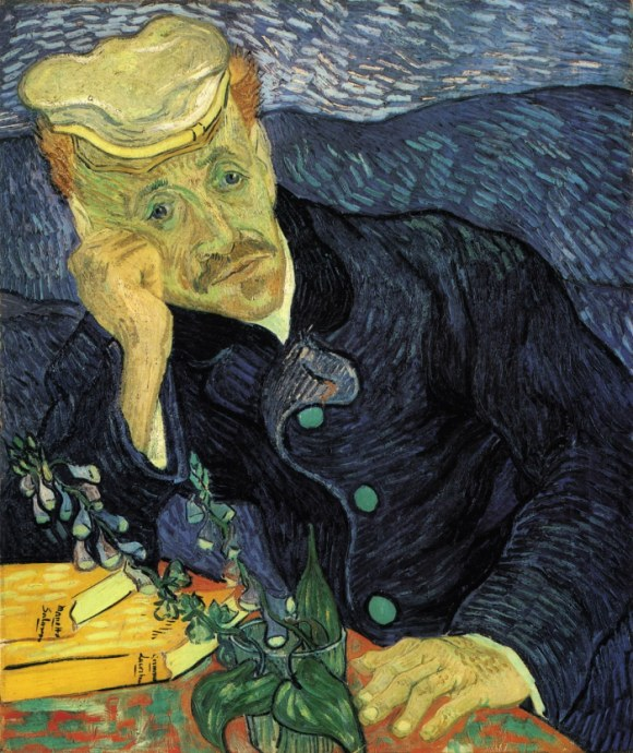 van goghs paintings are of high value because